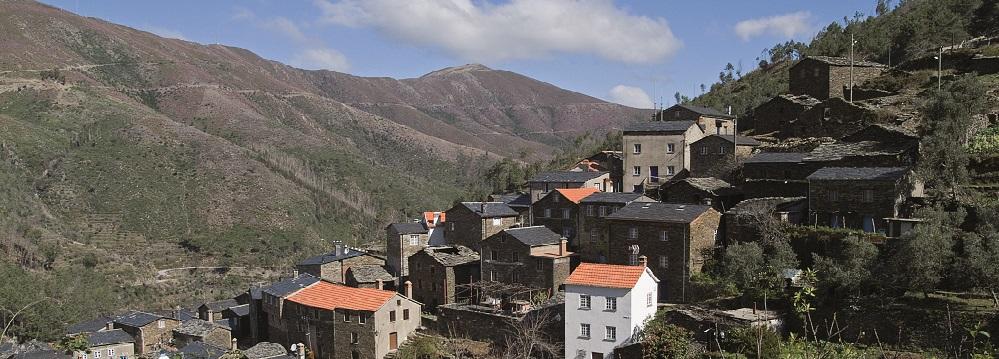 """Aldeias de Xisto em """"Terras de Portugal"""""""