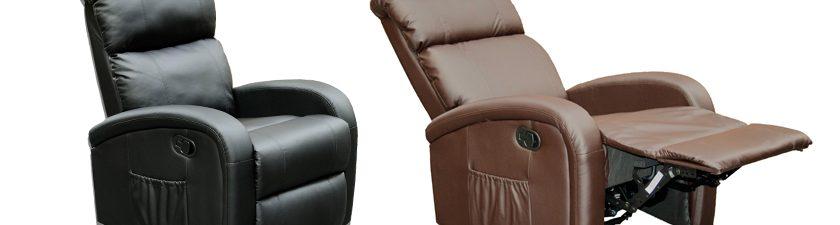 Poltrona de Massagens obrigatória