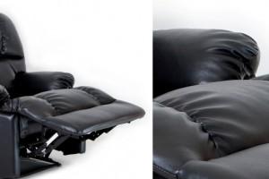 Promoção Aupper: poltrona de massagens New Lux