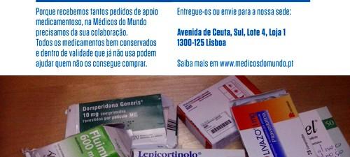 Aupper doa medicamentos à Médicos do Mundo