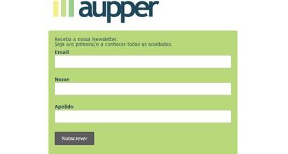Acompanhe a aventura Aupper