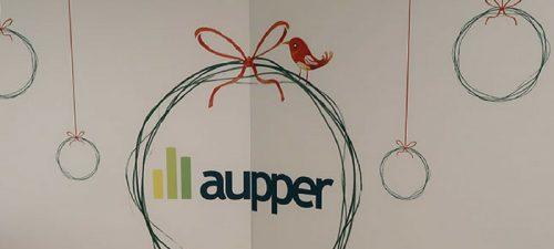 Jantar de Natal junta delegações da Aupper