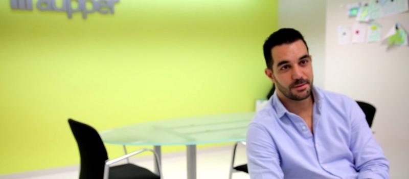 João Caldeira: no próximo ano completa 10 anos na Aupper