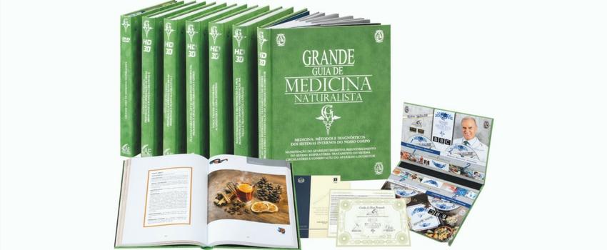 Grande Guia da Medicina Naturalista