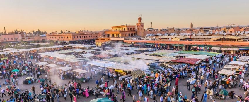 Fomos a Marrocos e quisemos saber mais sobre Marraquexe