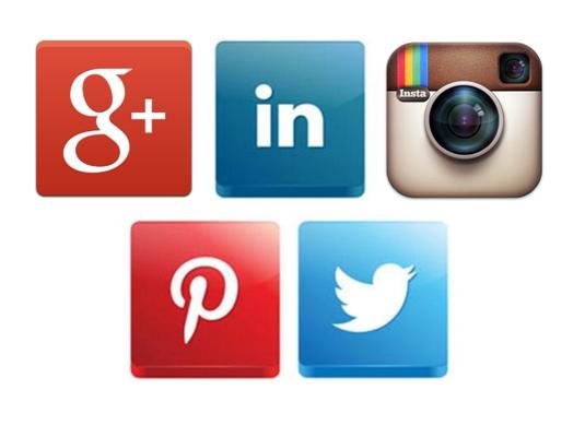 Encontre a Aupper nestas redes sociais