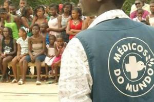 Aupper apoia Médicos do Mundo