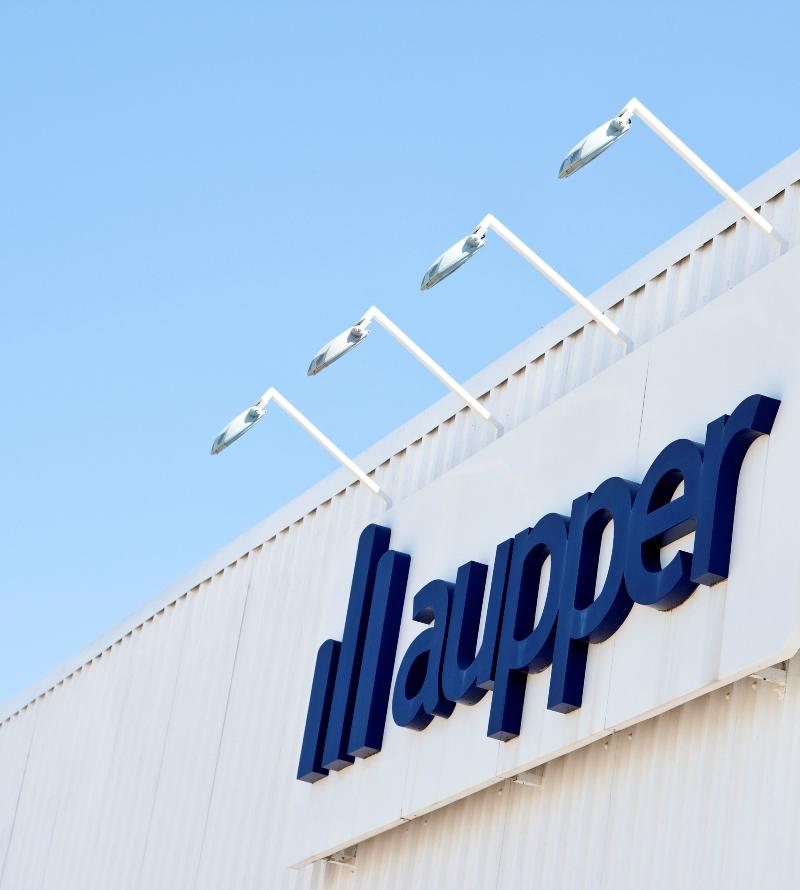 Como funciona a Aupper?