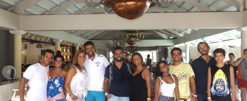 Punta Cana ainda na memória!