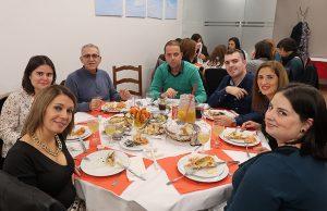 Aupper | Jantar de Natal dos colaboradores