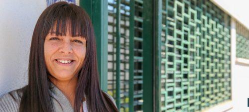 Sara Vasconcelos: há mais de dez anos na Aupper