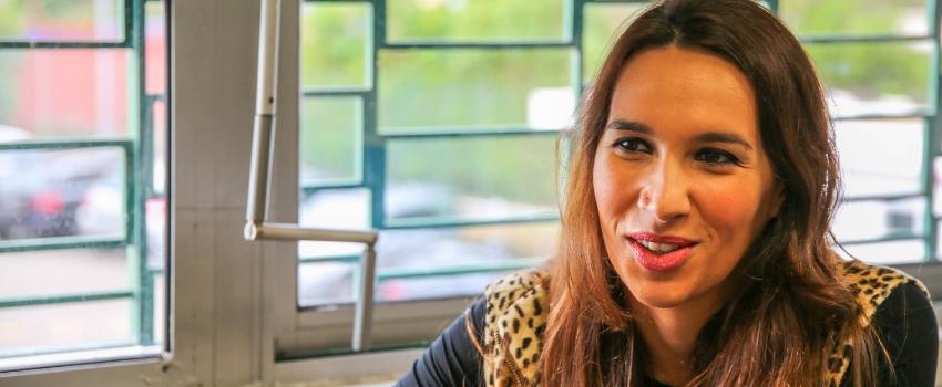 Tânia Palma: lidera em Lisboa o primeiro contacto com o cliente