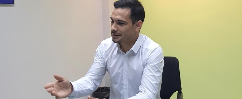 Aupper Emprego | testemunho Diogo Moreira