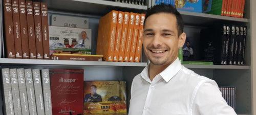Diogo Moreira: a felicidade de trabalhar na Distribuição