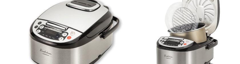 Robot de Cozinha Chef Titanium Revolution