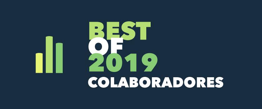 Best of 2019: Colaboradores Aupper