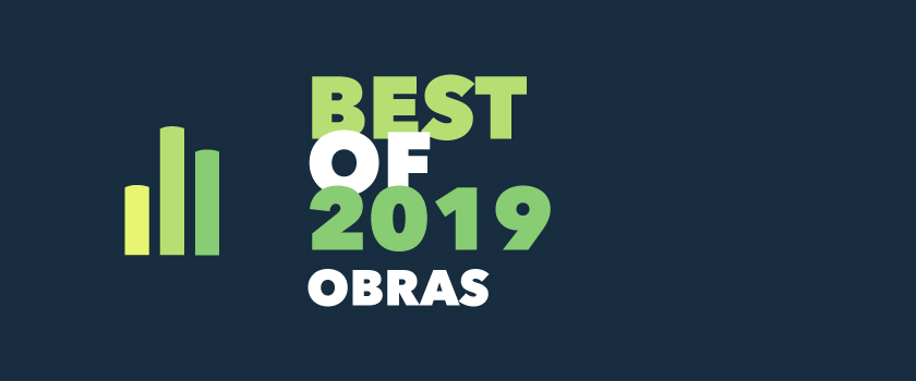 Best of 2019: Obras Aupper